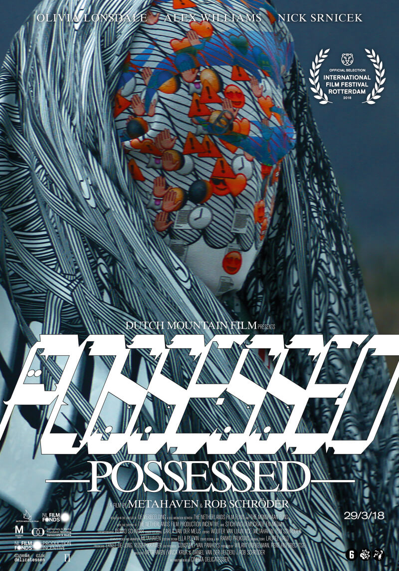 <p>Possessed, dir. Metahaven</p>